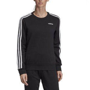 NEW adidas Women's Essentials 3-Stripes Sweatshirt
